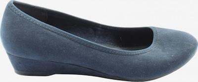 MARCO TOZZI faltbare Ballerinas in 38 in blau, Produktansicht