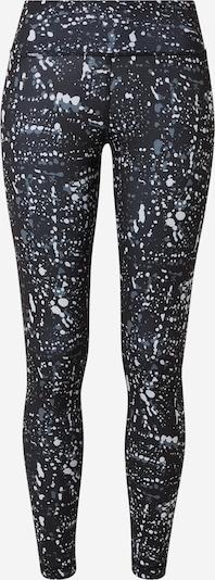 Reebok Sport Workout Pants in Basalt grey / Light grey / Black, Item view
