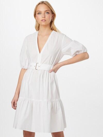 PINKO Kleid 'NUVOLOSO' in weiß, Modelansicht
