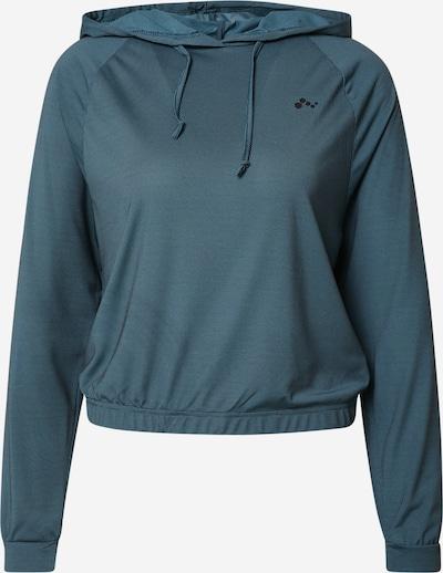 ONLY PLAY Bluzka sportowa w kolorze szary bazalt / szmaragdowym, Podgląd produktu