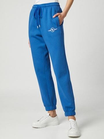 ABOUT YOU Limited Nadrág 'Maxi' - kék