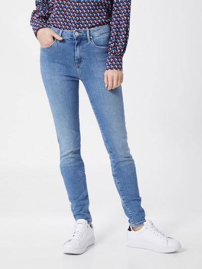 TOMMY HILFIGER Jeans in blue denim, Modelansicht