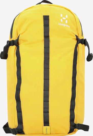 Haglöfs Rucksack in gelb, Produktansicht