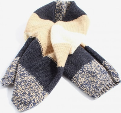 Weekend Max Mara Scarf & Wrap in One size in Cream / Blue / Wool white, Item view