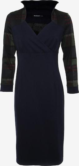 Madam-T Kleid 'MARGARET' in blau, Produktansicht