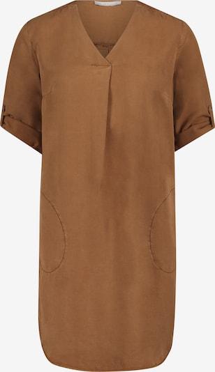 Betty & Co Casual-Kleid unifarben in braun, Produktansicht