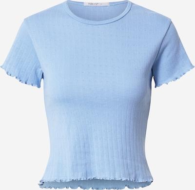 Tricou 'Paulina' Hailys pe albastru deschis, Vizualizare produs