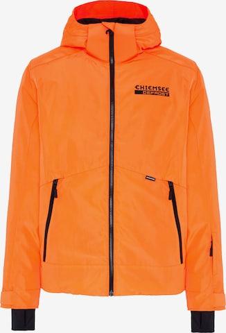 CHIEMSEE Spordijope 'Thredbo', värv oranž