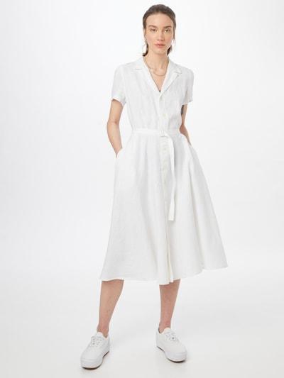 POLO RALPH LAUREN Košeľové šaty - biela, Model/-ka