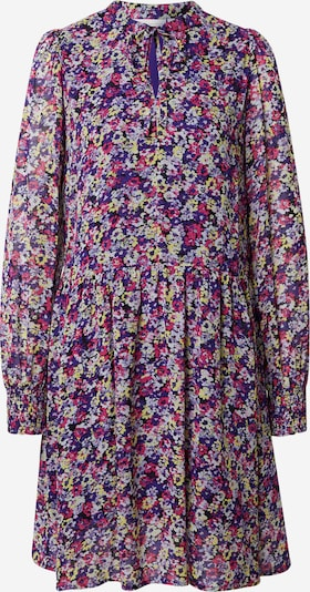 InWear Kleid 'JudyIW Charley' in gelb / lila / pink, Produktansicht