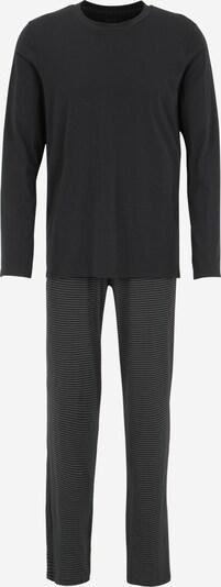 SCHIESSER Schlafanzug in dunkelblau, Produktansicht