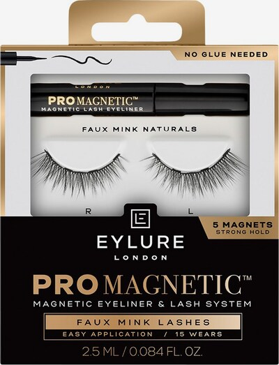 Eylure Artificial Eyelashes 'Pro Magnetic Naturals' in Black, Item view