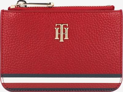 TOMMY HILFIGER Porte-monnaies en bleu / rouge carmin / blanc, Vue avec produit