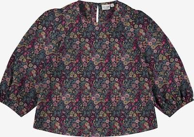 NAME IT Блуза 'Vinaya' в зелено / лилав / черно, Преглед на продукта