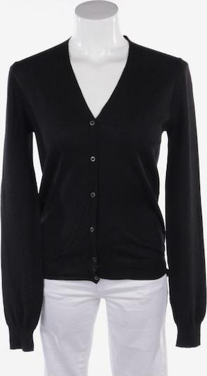 PRADA Pullover / Strickjacke in M in schwarz, Produktansicht