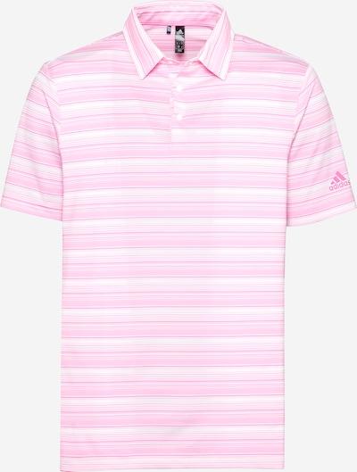 adidas Golf Koszulka funkcyjna w kolorze różowy / białym, Podgląd produktu