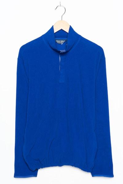 RALPH LAUREN Fleece in L in kobaltblau, Produktansicht