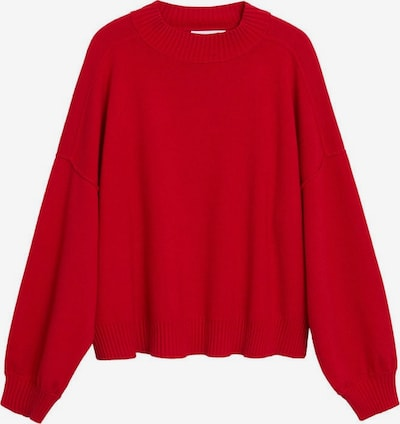 MANGO Pullover in rot, Produktansicht