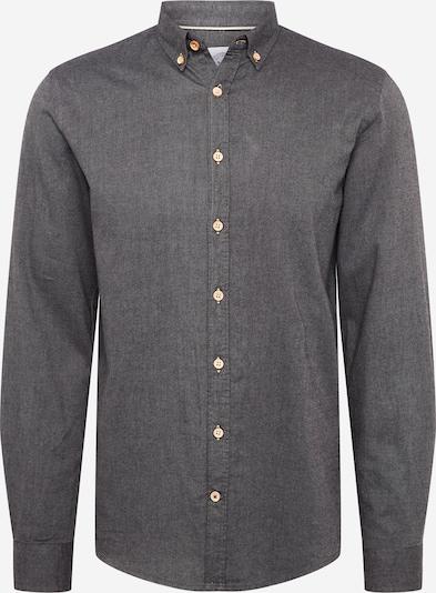 Kronstadt Hemd 'Johan Diego' in dunkelgrau, Produktansicht