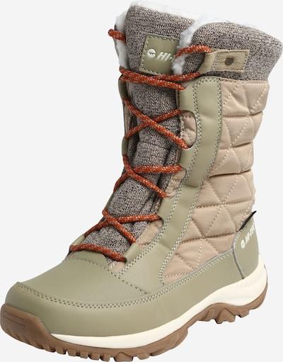 HI-TEC Boots 'Aurora' in creme / dunkelbeige, Produktansicht