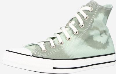 CONVERSE Sneaker 'CTAS HI' in oliv / hellgrün, Produktansicht