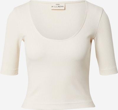 A LOT LESS Shirt 'Mirja' in Cream, Item view