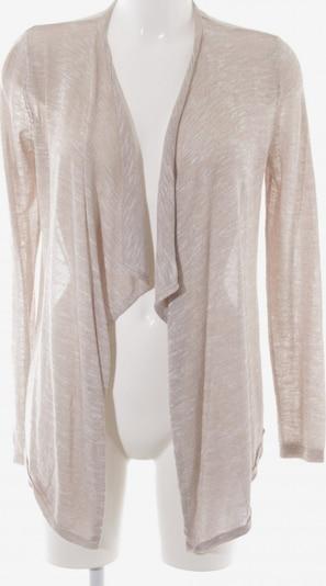Bershka Cardigan in M in beige / hellbeige: Frontalansicht