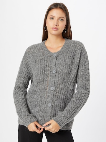 Esprit Collection Knit Cardigan in Grey