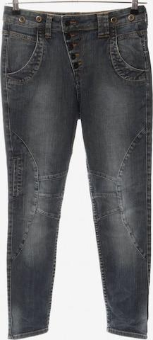 Firetrap High Waist Jeans in 27-28 in Blau