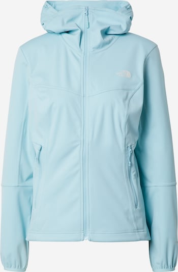 THE NORTH FACE Veste outdoor 'HIKESTELLER' en azur, Vue avec produit