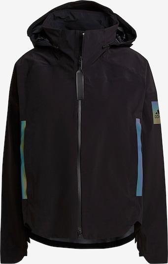 ADIDAS PERFORMANCE Športna jakna | mešane barve / črna barva, Prikaz izdelka