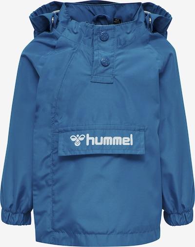 Hummel Funktionsjacke in blau / weiß, Produktansicht