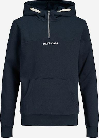 Jack & Jones Junior Hoodie in blau, Produktansicht