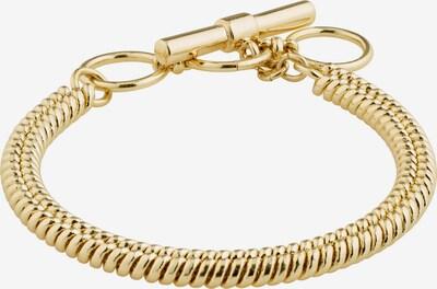 Pilgrim Armband 'Belief' in gold, Produktansicht