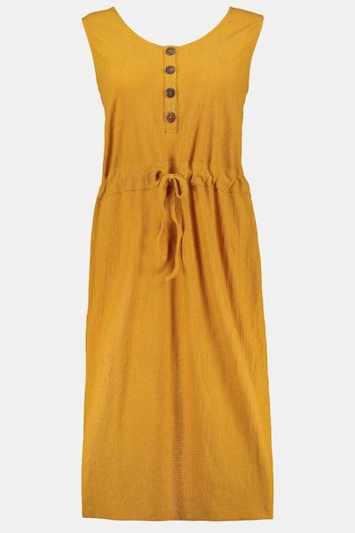 Studio Untold Kleid in gelb, Produktansicht