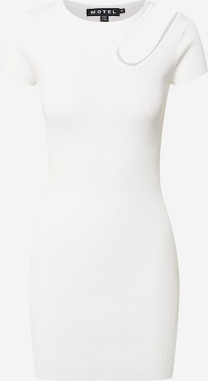Motel Kleid 'Mino' in weiß, Produktansicht