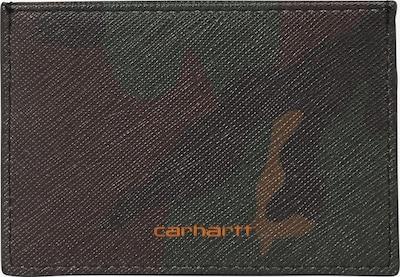 Carhartt WIP Etui in beige / khaki / oliv / orange, Produktansicht