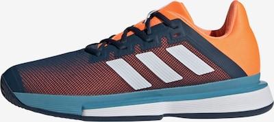 ADIDAS PERFORMANCE Sportschuh 'SoleMatch Bounce' in navy / orange / weiß, Produktansicht