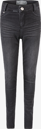 BLUE EFFECT Jeans in black denim, Item view