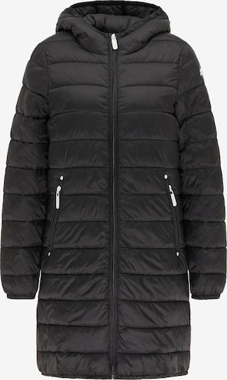 ICEBOUND Mantel in schwarz, Produktansicht