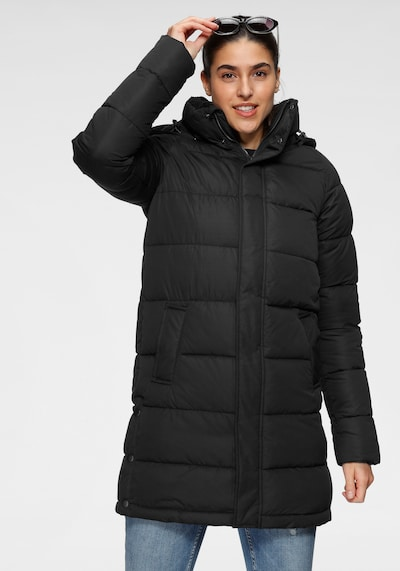 O'NEILL Mantel 'Control' in schwarz, Modelansicht