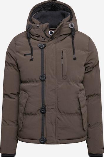 BRAVE SOUL Winterjas 'BILLY' in de kleur Bruin, Productweergave