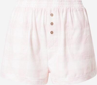 Cotton On Body Spodnie od piżamy w kolorze jasnoróżowym, Podgląd produktu