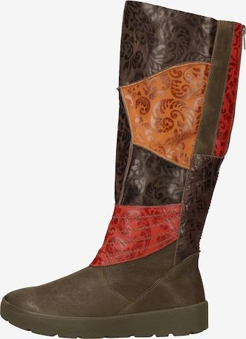 THINK! Stiefel in Mischfarben