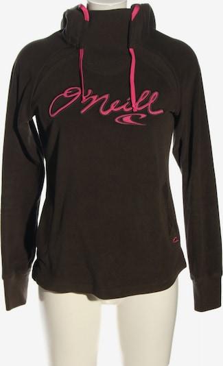 O'NEILL Kapuzenpullover in S in braun / pink, Produktansicht