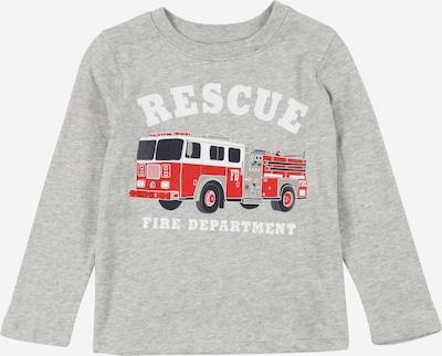 GAP Shirt in navy / grau / rot / weiß, Produktansicht