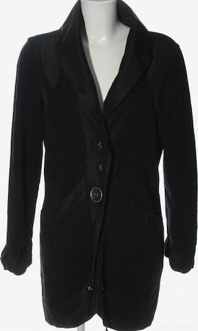 Elisa Cavaletti Jacket & Coat in L in Black