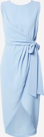 TFNC Robe 'JOELLE' en bleu clair, Vue avec produit