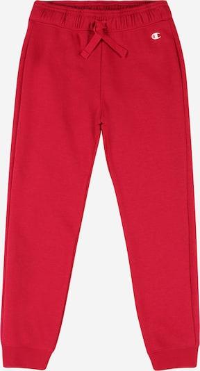 Champion Authentic Athletic Apparel Pantalon en rouge, Vue avec produit