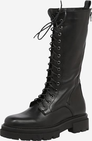 INUOVO Schnürstiefel in schwarz, Produktansicht